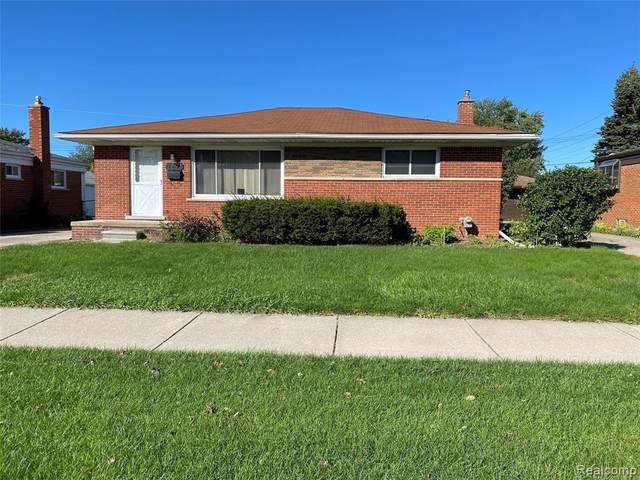 1657 Beverly Avenue, Madison Heights, MI 48071 (#2210087772) :: The Alex Nugent Team | Real Estate One