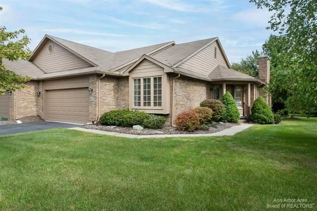 4651 Bayberry Circle, Ann Arbor Twp, MI 48105 (#543284579) :: Duneske Real Estate Advisors