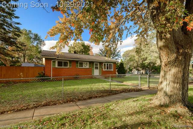 1235 Pageant Avenue, Ypsilanti Twp, MI 48198 (#2210087862) :: National Realty Centers, Inc