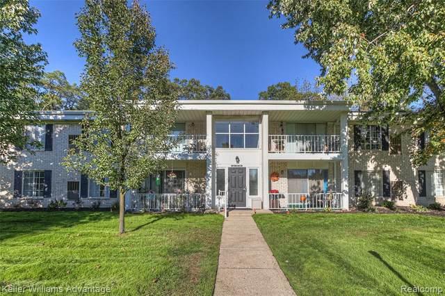 35956 Ann Arbor Trail #203, Livonia, MI 48150 (#2210087901) :: Duneske Real Estate Advisors