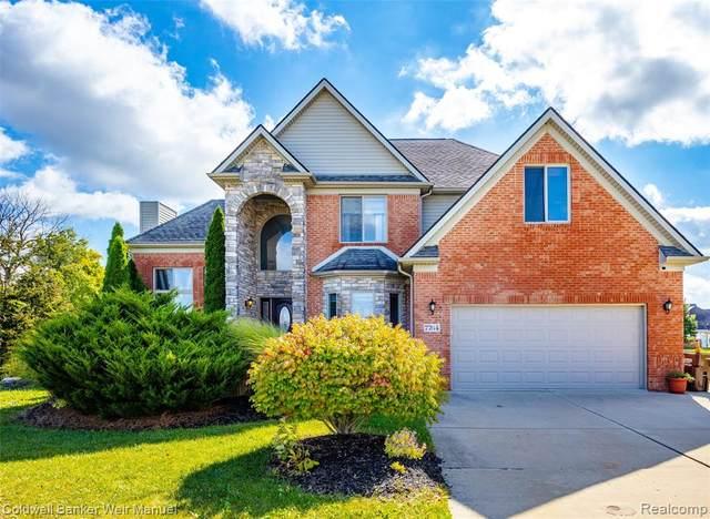 7764 Pietrasiuk Crt, Augusta Twp, MI 48197 (#2210087903) :: The Alex Nugent Team | Real Estate One