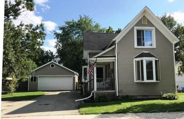 545 Robertson, Marine City, MI 48039 (#58050058414) :: Duneske Real Estate Advisors