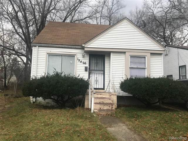 19466 Oakfield Street, Detroit, MI 48235 (#2210088000) :: Duneske Real Estate Advisors