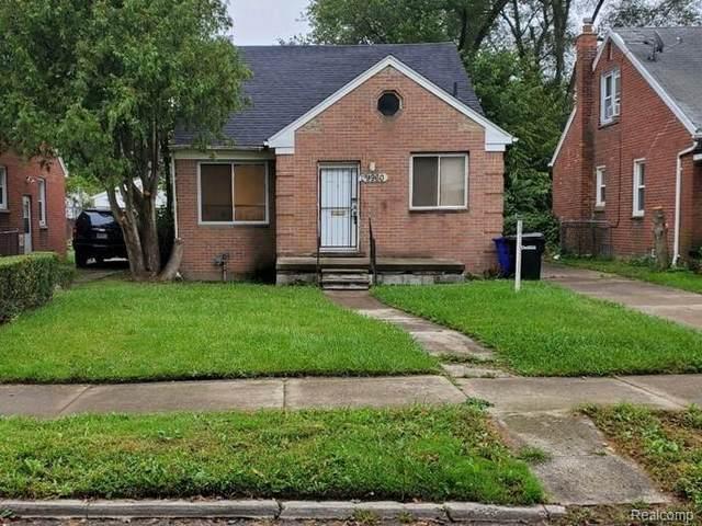 9960 Warwick Street, Detroit, MI 48228 (#2210088002) :: Duneske Real Estate Advisors