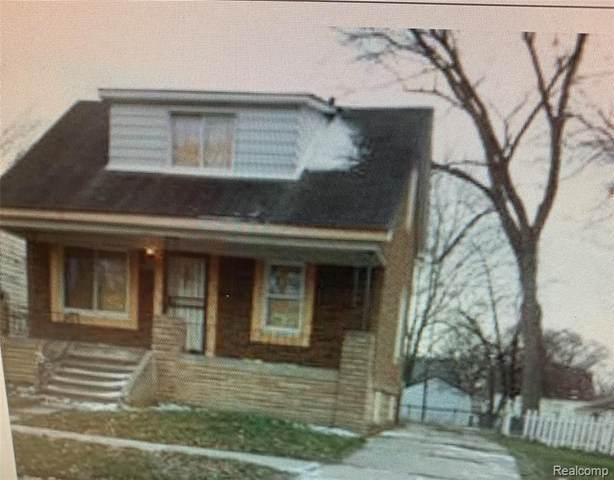 15680 Eastburn Street, Detroit, MI 48205 (#2210088011) :: Duneske Real Estate Advisors