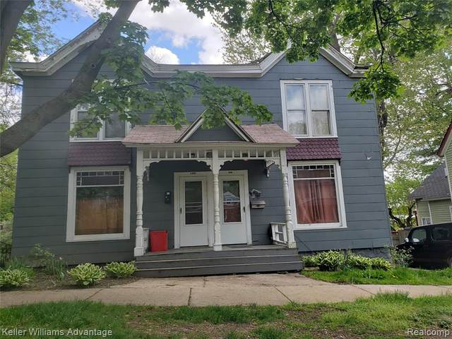 118 Maple Street, Ypsilanti, MI 48198 (#2210088034) :: The Alex Nugent Team | Real Estate One