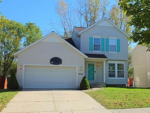 2922 Wingate Drive SE, Kentwood Twp, MI 49512 (#65021111489) :: Real Estate For A CAUSE