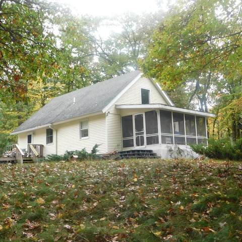 1924 Hess Lake Drive, Grant Twp-Newaygo, MI 49337 (#72021111540) :: Real Estate For A CAUSE