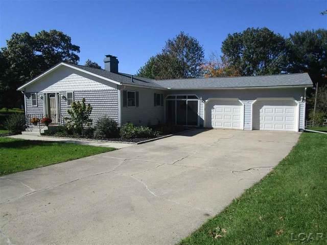 565 Trenton Road, Adrian, MI 49221 (#56050058462) :: The Alex Nugent Team | Real Estate One