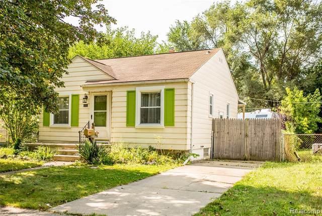 1861 Paris Avenue, Lincoln Park, MI 48146 (#2210088172) :: Real Estate For A CAUSE