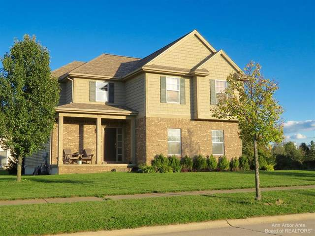5000 Wilshire Drive, Dundee, MI 48131 (#543284607) :: National Realty Centers, Inc