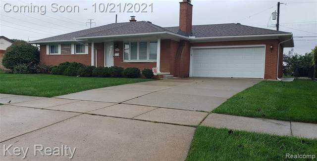 446 Riverbank Street, Lincoln Park, MI 48146 (#2210088223) :: National Realty Centers, Inc