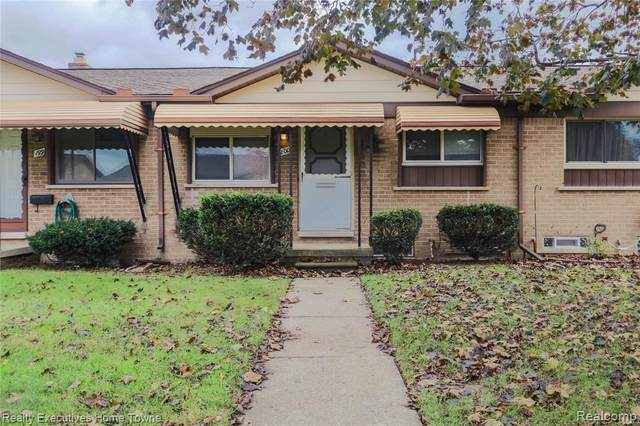 8401 18 Mile Road #200, Sterling Heights, MI 48313 (#2210088226) :: National Realty Centers, Inc