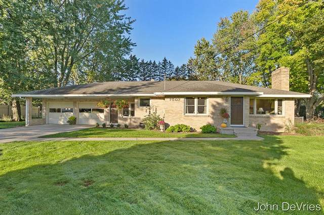 7507 21st Avenue, Georgetown Twp, MI 49428 (#65021111588) :: National Realty Centers, Inc