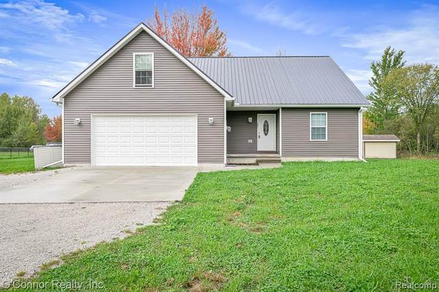 1291 40TH Street, Port Huron Twp, MI 48060 (#2210088281) :: Real Estate For A CAUSE