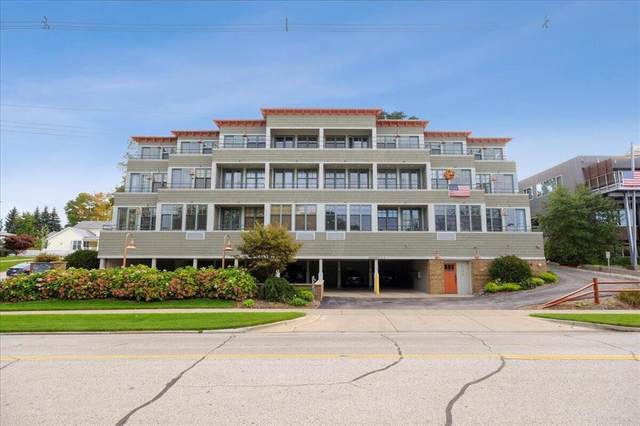 200 S Harbor Drive #3, Grand Haven, MI 49417 (#65021111608) :: National Realty Centers, Inc