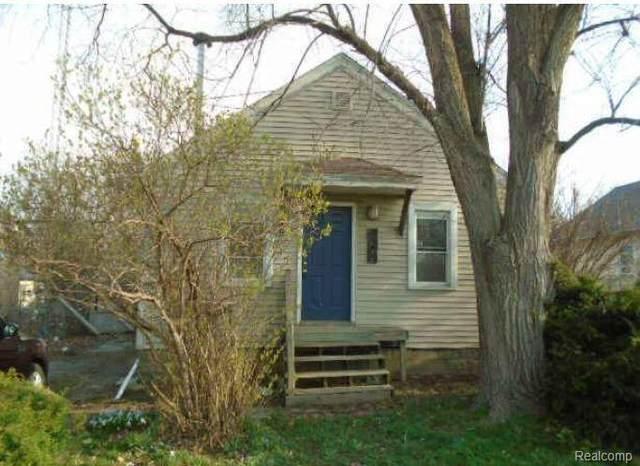 3509 Davison Road, Flint, MI 48506 (#2210088343) :: The BK Agency