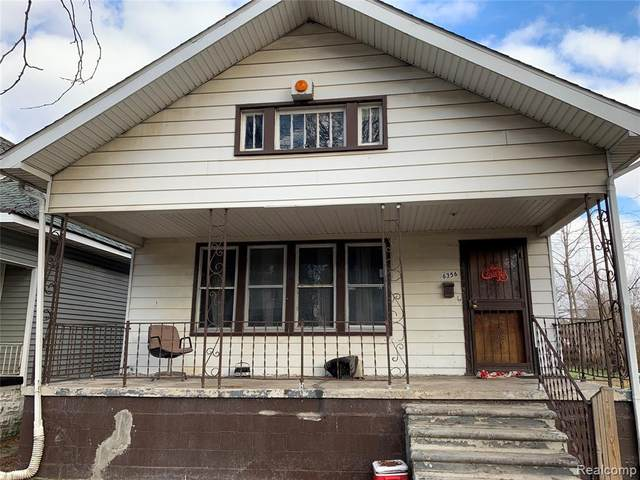6356 Northfield Street, Detroit, MI 48210 (#2210088373) :: Real Estate For A CAUSE