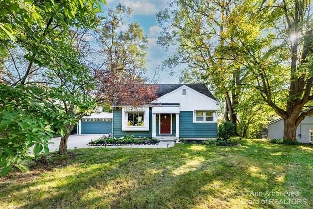 3366 N Dixboro Road, Superior Twp, MI 48105 (#543284566) :: The Alex Nugent Team | Real Estate One