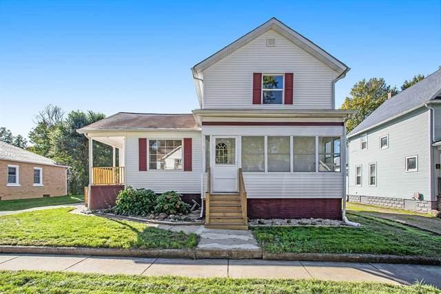 1114 Cedar St. Street, Niles, MI 49120 (#69021111655) :: National Realty Centers, Inc