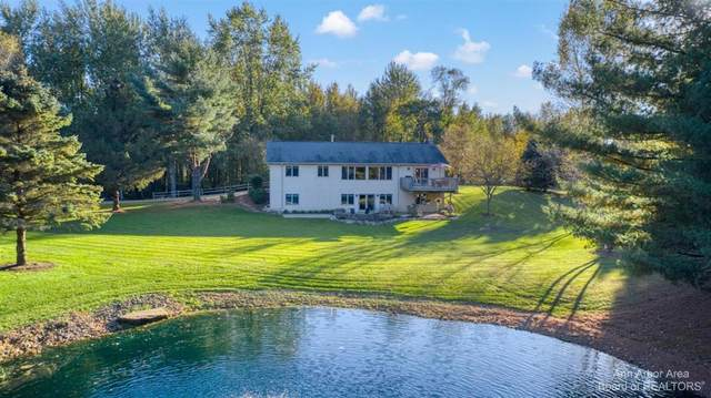 1024 Liebeck Road, Sylvan Twp, MI 48118 (#543284593) :: National Realty Centers, Inc