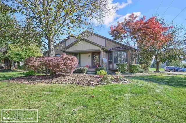 240 Meadow Lane, Rochester Hills, MI 48307 (#58050058543) :: National Realty Centers, Inc