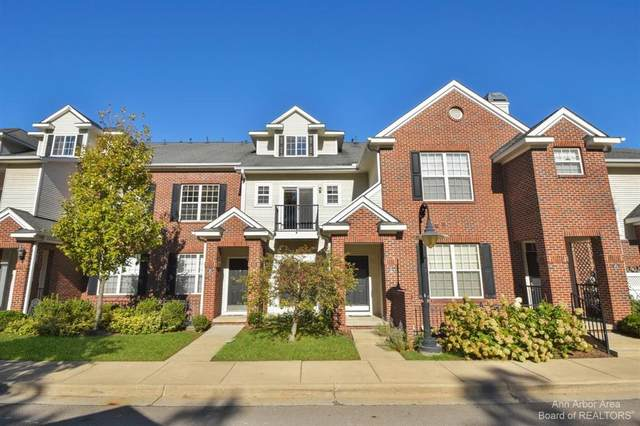 331 Scio Village Court #281, Scio Twp, MI 48103 (#543284567) :: The Alex Nugent Team | Real Estate One