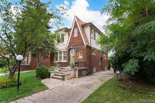 5918 Haverhill Street, Detroit, MI 48224 (#2210088511) :: Novak & Associates