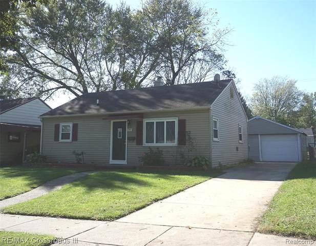 590 Kennedy Avenue, Ypsilanti Twp, MI 48198 (#2210088528) :: The Alex Nugent Team   Real Estate One