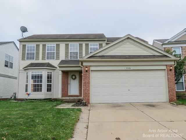 3346 Turnberry Lane, Ann Arbor, MI 48108 (#543284617) :: The Alex Nugent Team | Real Estate One