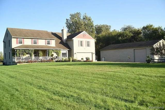 2000 River Bend Drive, Iosco Twp, MI 48836 (#2210088549) :: Real Estate For A CAUSE