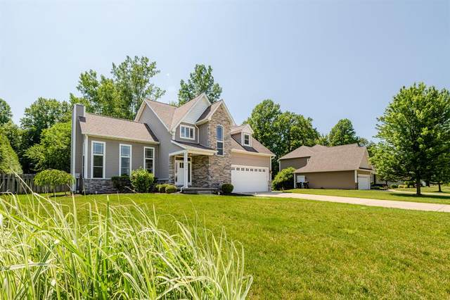 5976 Longhorn Trail, Lincoln Twp, MI 49127 (#69021111765) :: The Alex Nugent Team   Real Estate One