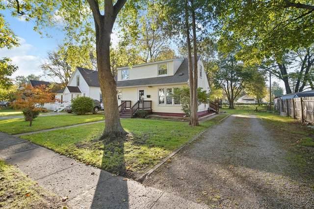 408 E Logan Street, Tecumseh, MI 49286 (#55021111771) :: National Realty Centers, Inc
