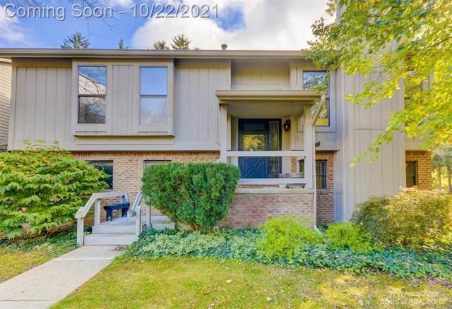 2150 Spruceway Lane, Ann Arbor, MI 48103 (#543284243) :: BestMichiganHouses.com