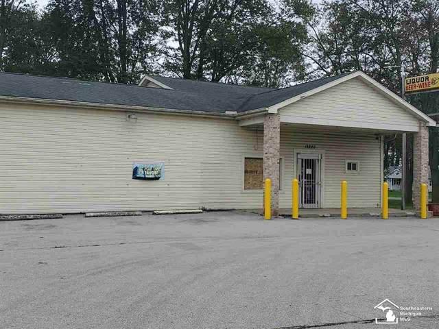 12240 S Dixie, Monroe Twp, MI 48145 (#57050058588) :: The Alex Nugent Team | Real Estate One