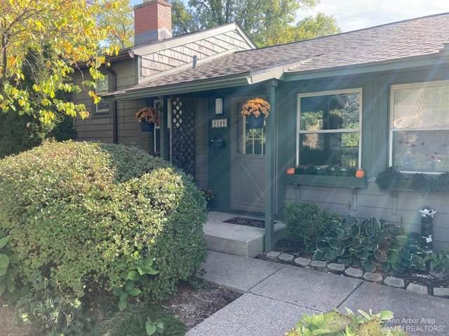 3516 Carolyn Street, Ann Arbor, MI 48104 (#543284628) :: The Alex Nugent Team | Real Estate One