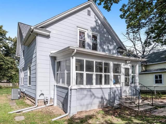 2008 E Ganson Street, Jackson, MI 49202 (#55021111798) :: Real Estate For A CAUSE