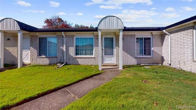 32672 Meadowbrook Lane, Warren, MI 48093 (#2210088651) :: The Alex Nugent Team | Real Estate One