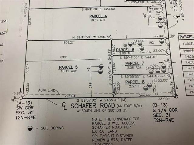 0 Parcel 6 Pingree Rd, Marion, MI 48843 (#543284632) :: Duneske Real Estate Advisors