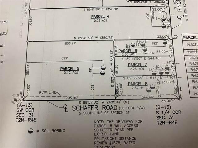 0 Parcel 8 Pingree Rd, Marion, MI 48843 (#543284633) :: Duneske Real Estate Advisors