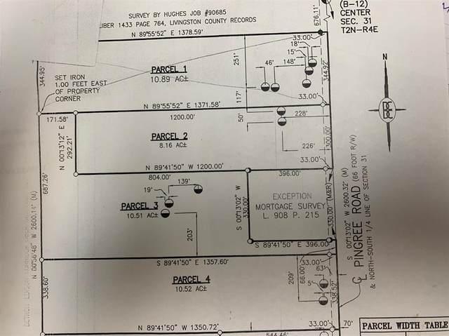 0 Parcel 2 Pingree Rd, Marion, MI 48843 (#543284635) :: Duneske Real Estate Advisors
