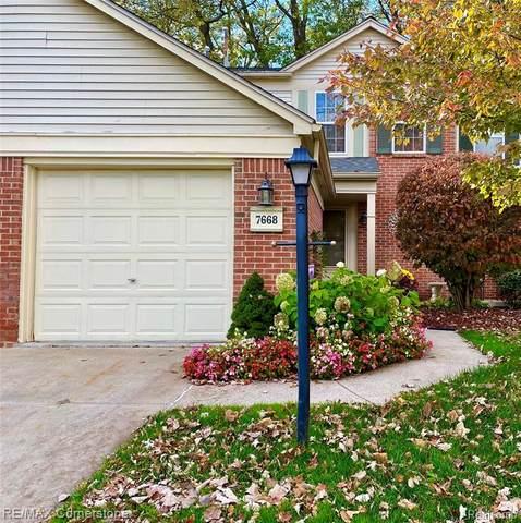 7668 Rivergate Drive, Westland, MI 48185 (#2210088689) :: Real Estate For A CAUSE