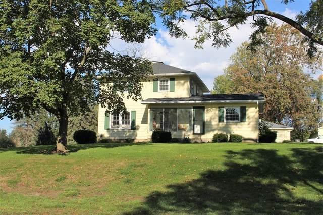 350 Case Road, Brooklyn Vlg, MI 49230 (#55021111861) :: The Alex Nugent Team | Real Estate One