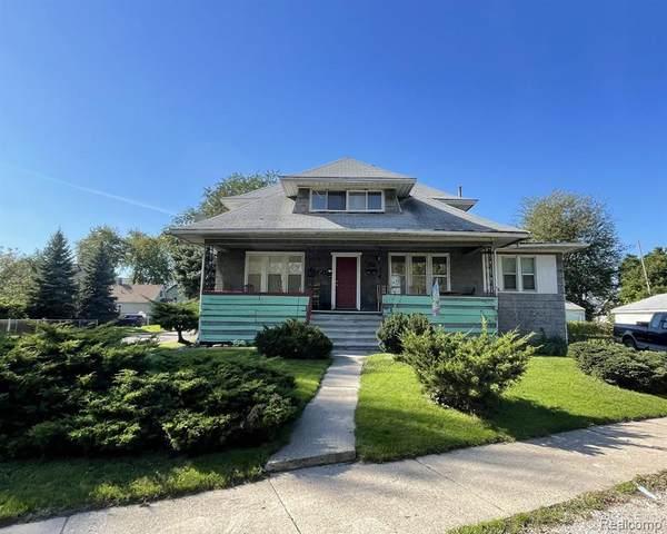 21503 Conners Avenue, Warren, MI 48091 (#2210088716) :: The Alex Nugent Team | Real Estate One