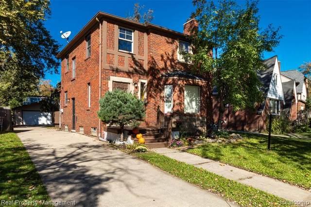 157 Ogemaw Road, Pontiac, MI 48341 (#2210088746) :: The Alex Nugent Team | Real Estate One