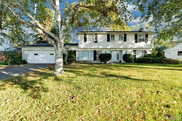 30600 W 14 MILE Road, West Bloomfield Twp, MI 48322 (#2210088775) :: The Alex Nugent Team | Real Estate One