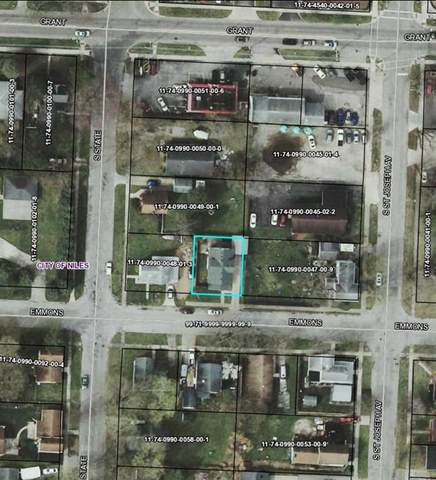 315 Emmons Street, Niles, MI 49120 (#69021111914) :: The Mulvihill Group