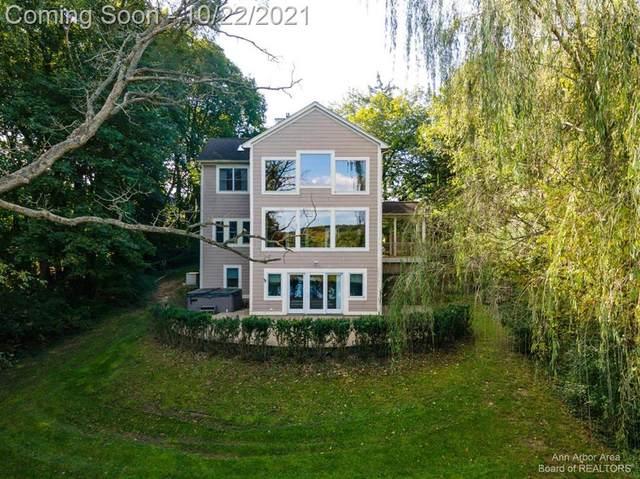 1340 N Huron River Drive, Ypsilanti Twp, MI 48197 (#543284615) :: Duneske Real Estate Advisors