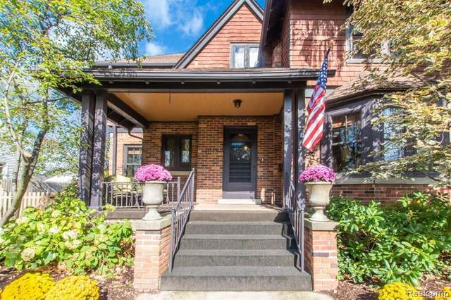 1013 E Second Street, Royal Oak, MI 48067 (#2210088860) :: National Realty Centers, Inc