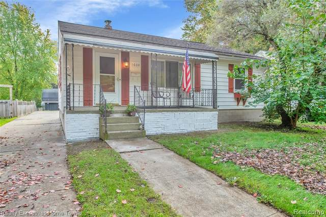 1604 Sanborn Street, Port Huron, MI 48060 (#2210088864) :: Real Estate For A CAUSE